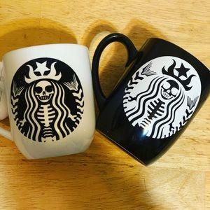 Custom mugs.
